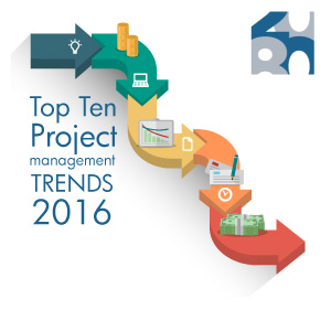The Top Ten Project Management Trends for 2016