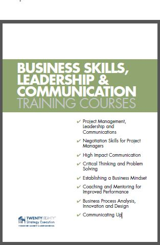Curriculum Business Skills
