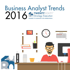 The Top Ten Business Analyst Trends for 2016