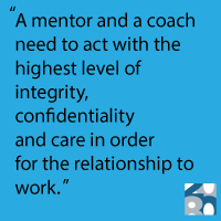 Mentoring and Coaching in Project Management