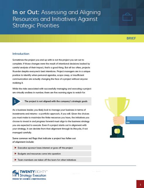 La Strategia per il Successo in 5 Step