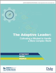 leadership e mindset