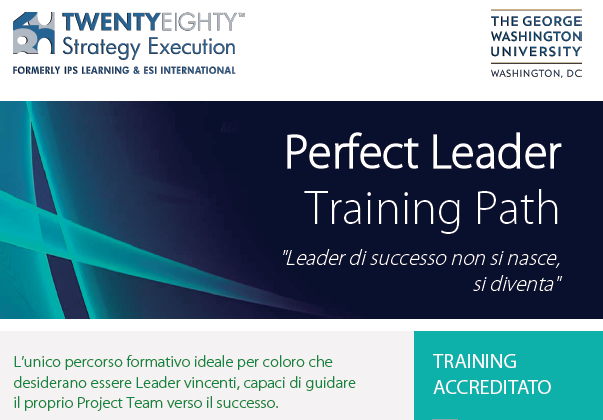 Perfect Leader Training Path