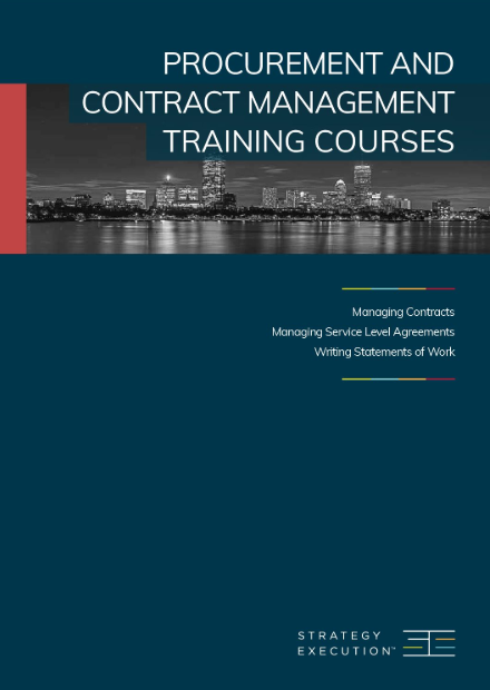 case study contract management